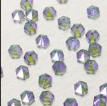 Zdjęcie - 5060 Hexagon Spike bead paradise shine 7.5mm