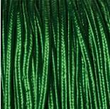 Zdjęcie - Sznurek do sutaszu zielony 3mm