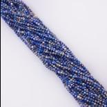 Zdjęcie - Lapis lazuli kulka fasetowana 2.5mm