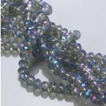Zdjęcie - Kryształki oponki mistic violet 5x6mm
