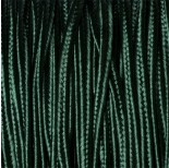 Zdjęcie - Sznurek do sutaszu ciemna zieleń 3mm