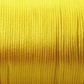 Zdjęcie - Sznurek gorsetowy 2mm żółty