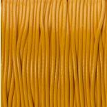 Zdjęcie - Sznurek powlekany pomarańczowy 1,5mm