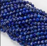 Zdjęcie - Lapis lazuli kulka fasetowana 6mm