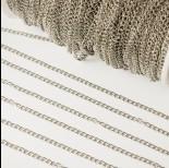 Zdjęcie - Łańcuch ze stali chirurgicznej simple 3,5x2,5mm