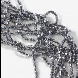 Zdjęcie - Kryształki bicone full silver 3mm