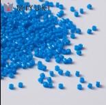 Zdjęcie - Koraliki Miyuki Delica 11/0 Dyed Opaque Capri Blue