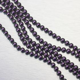 Zdjęcie - 5810 Perły Swarovski 6mm Iridescent Purple