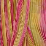 Zdjęcie - Wstążka Shibori pink grapefruit 2cm