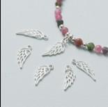 Zdjęcie - Zawieszka skrzydło ażurowe ag925 srebrny