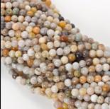 Zdjęcie - Koral fossil kulka gładka 6mm