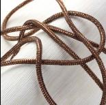 Zdjęcie - Rzemień stardust bronze shade 6mm