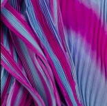 Zdjęcie - Wstążka Shibori pink pastel sky 2cm