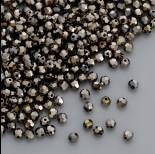Zdjęcie - Swarovski round bead metalic gold 2x 4mm