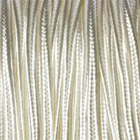 Zdjęcie - Sznurek do sutaszu kość słoniowa 3mm