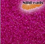 Zdjęcie - Koraliki NihBeads 12/0 Inside-Color Lustered Crystal/ Mauve Line