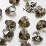 Zdjęcie - Swarovski heart 14 mm black diamond gshd