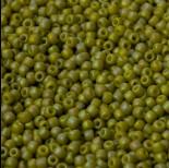 Zdjęcie - Koraliki TOHO Round 11/0 Semi Glazed Rainbow - Lemongrass