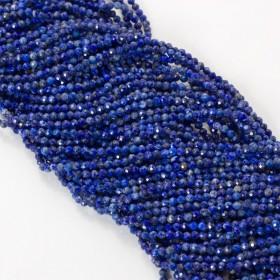 Zdjęcie - Lapis lazuli kulka fasetowana 3mm