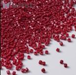 Zdjęcie - Koraliki Miyuki Delica 11/0 Opaque Cranberry Dyed