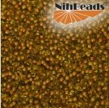 Zdjęcie - Koraliki NihBeads 12/0 Inside-Color Topaz/ Hiacynth Line