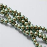 Zdjęcie - 5810 Perły Swarovski iridiscent green 10mm