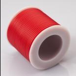 Zdjęcie - Tuba kauczukowa 2mm czerwona