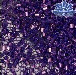 Zdjęcie - Koraliki TOHO Hex 8/0 Higher-Metallic Grape