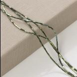 Zdjęcie - Hematyt platerowany słupek kwadratowy emerald 3x1mm