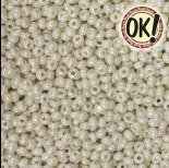 Zdjęcie - Koraliki SeedBeads Round 8/0 Opaque Lt Beige