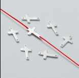 Zdjęcie - Rozgałęźnik mini krzyżyk ag925 srebrny