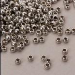 Zdjęcie - Kuleczki ze stali chirurgicznej pełne 3mm srebrny