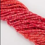Zdjęcie - Koral oponka fasetowana 4x2.5mm