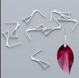 Zdjęcie - Sztyfty do kryształów Swarovskiego, próba Ag925