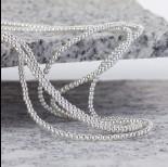 Zdjęcie - Hematyt kulki platerowane gładkie white silver 2mm