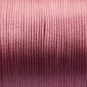 Zdjęcie - Sznurek gorsetowy 2mm róż indyjski