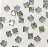 Zdjęcie - 5061 Square spike bead paradise shine 7.5mm