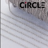 Zdjęcie - Łańcuszek owal ze stali chirurgicznej 1.5x2.00mm