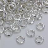 Zdjęcie - Przekładka pierścionek ze ściętymi krawędziami 12mm