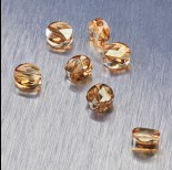 Zdjęcie - 5052 Swarovski mini round bead 6mm Golden Shadow