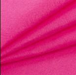 Zdjęcie - Filc w arkuszach jaskrawy róż 30x40cm