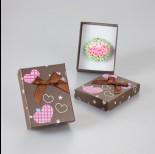 Zdjęcie - Pudełko present for you czekoladowe 7x9cm