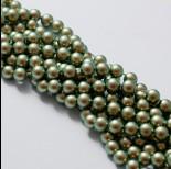 Zdjęcie - 5810 Perły Swarovski iridiscent green 8mm