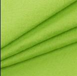 Zdjęcie - Filc w arkuszach zielone jabłuszko 30x40cm