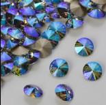Zdjęcie - Swarovski rivoli stone paradise shine 10mm