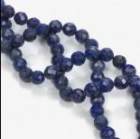 Zdjęcie - Lapis lazuli kulka fasetowana 12mm