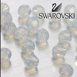 Zdjęcie - Swarovski kulka 6mm white opal