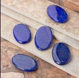 Zdjęcie - Lapis lazuli zawieszka owal 55x36mm