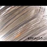 Zdjęcie - Drut srebrny 1mm