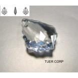 Zdjęcie - Swarovski baroque 22mm crystal